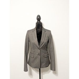 United Colors Of Benetton Vintage Gray Blazer